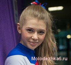 Маша Никитина, дочь Бориса Никитина