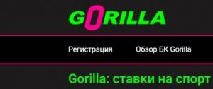 BS1 gorilla.win | ставки на футбол в Украине
